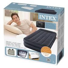 materasso intex singolo intex 66706 materasso comfort t con pompa elettrica incorporata