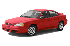 2004 pontiac grand am gt 4dr sedan information