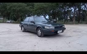 nissan bluebird 1990 1991 nissan bluebird 1 8 start up and full vehicle tour youtube