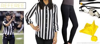 Referee Halloween Costumes Women 6 Diy Halloween Costumes Rp Boutique U0027s Blog
