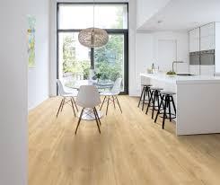 Quick Step Laminate Flooring For Kitchens Drift Oak Beige Livyn Vinyl Smart Tiles Quick Step Showroom