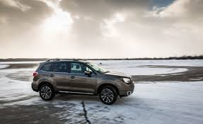 suv subaru 2017 2017 subaru forester pictures photo gallery car and driver