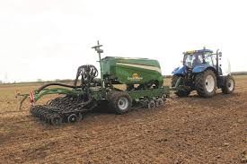 Great Plains Planter by Tillage Live 3 And 4 Metre Saxon Drills From Great Plains