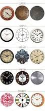 20 best collection of italian ceramic wall clock decors wall art