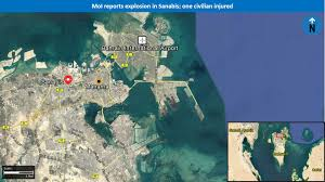 Map Of Bahrain Situation Analysis Bahrain Ied Explosion In Sanabis Max Security