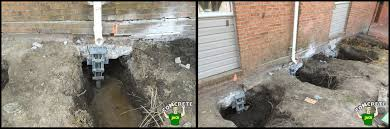 different types of house foundations foundation repair methods concrete jack
