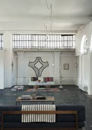 Industrial Loft Design by A Romantic Industrial Milan Loft For A Bohemian Design Duo