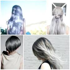 highlights for gray hair photos unbelievable how to color gray hair dying ash blonde highlights grey