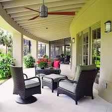 Outdoor Ceiling Fans by Fan Facts Damp Vs Wet Rated Fans For Outdoors Design Matters