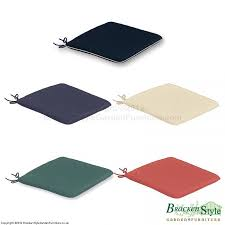 seat pads for all garden folding chairs