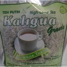Teh Putih white tea teh putih kaligua elevenia