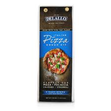 cuisine de a 0 z delallo pizza dough kit