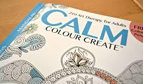 calm colour calm colour create magazine review giveaway