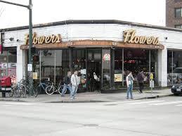 seattle flowers flowers bar restaurant seattle wa the