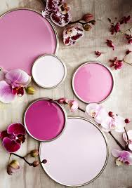 party palette pantone color of the year radiant orchid the
