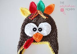 turkey hat 10 free crochet turkey hat patterns