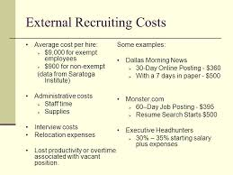 Online Resume Search by Internal And External Recruiting Ppt Video Online Download