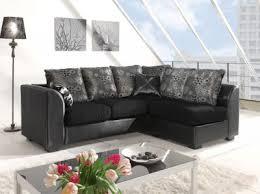 canapé kreabel meubles kreabel fr photo 4 10 un canapé noir et gris avec motifs