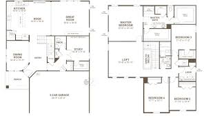 homes colorado springs floor plans