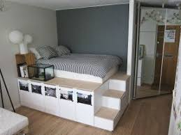 loft bed with storage stairs foter