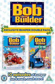 bob builder double christmas pack feast fun bobs white