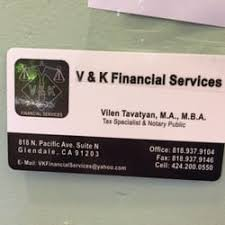 financial services phone number v k financial services 32 reviews tax services 730 s