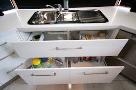 Drawer Kitchen Cabinets by Cabinets U0026 Drawer White Wood Kitchen Storage Drawer Units Brushed