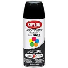 Black Exterior Gloss Paint - amazon com krylon 51601 gloss black interior and exterior