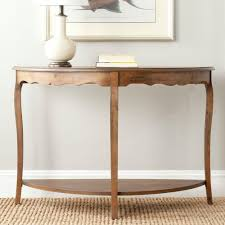 Safavieh American Home Collection Safavieh Christina Firewood Console Table Amh6610e The Home Depot