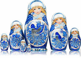 1853 best nesting dolls images on matryoshka doll