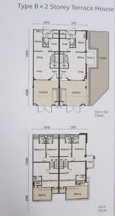 Saujana Residency Floor Plan Putra Prima July 2010
