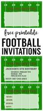 best 25 football party invitations ideas on pinterest football