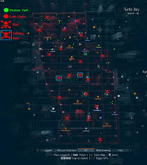 Crafting Dead Map The Division Guide Dark Zone Bosses Division Tech And Loot
