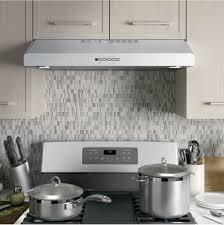 white range hood under cabinet cabinet cosmo ductlessange hood under cabinet white stainless