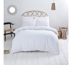 buy sainsbury u0027s home hinterland pintuck duvet cover set single