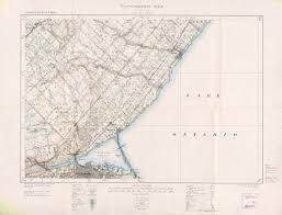 Hamilton Ontario Map Map And Data Library University Of Toronto Libraries Search Pages