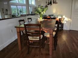 harvest dining room table eiffel dining room table erik organic