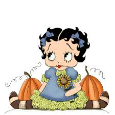 free betty boop thanksgiving pictures hanslodge clip collection