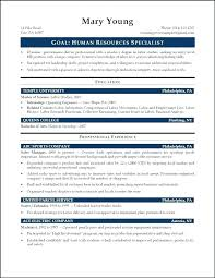 hr resume templates this is hr manager resume hr manager resume exles compensation