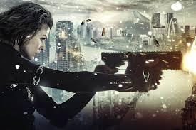 Seeking Series Trailer Resident Evil The Chapter Trailer Has Seeking