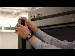 true mfg solid door reach in freezer video t 49f youtube
