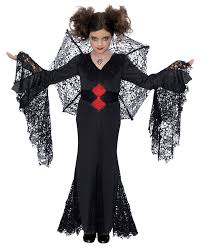 black widow child costume med kids halloween costumes u0026 gothic
