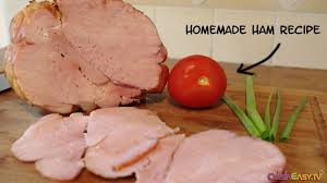 how to make ham easy recipe
