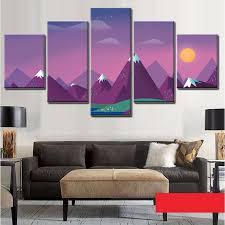 Livingroom Cartoon Online Get Cheap Cartoon Mountains Aliexpress Com Alibaba Group
