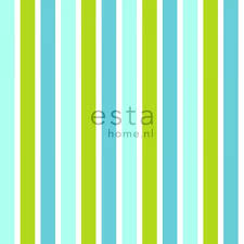 Lime Green And Turquoise Bedroom Hd Non Woven Wallpaper Vertical Stripes Turquoise Lime Green And