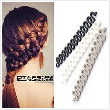 bun clip beauty extravaganza 2pc random color magic hair clip