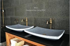 stone vessel sink amazon vessel sink gray granite stone bathroom vessel sink vessel sinks