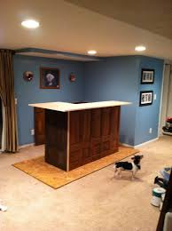 Build A Home Roxanne Recycles How To Build A Home Bar On A Budget