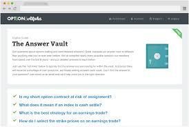 1 options trading platform option alpha