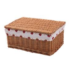 large wicker baskets with lids small large square wicker storage baskets boxes for clothes